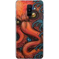 Силиконовый чехол BoxFace Samsung A605 Galaxy A6 Plus 2018 Octopus (33377-up2429)