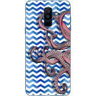 Силиконовый чехол BoxFace Samsung A605 Galaxy A6 Plus 2018 Sea Tentacles (33377-up2430)