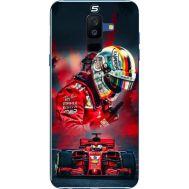 Силиконовый чехол BoxFace Samsung A605 Galaxy A6 Plus 2018 Racing Car (33377-up2436)