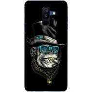 Силиконовый чехол BoxFace Samsung A605 Galaxy A6 Plus 2018 Rich Monkey (33377-up2438)