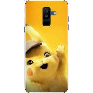 Силиконовый чехол BoxFace Samsung A605 Galaxy A6 Plus 2018 Pikachu (33377-up2440)