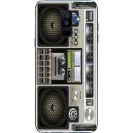 Силиконовый чехол BoxFace Samsung A605 Galaxy A6 Plus 2018 Old Boombox (33377-up2446)