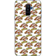 Силиконовый чехол BoxFace Samsung A605 Galaxy A6 Plus 2018 Pringles Princess (33377-up2450)