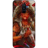 Силиконовый чехол BoxFace Samsung A605 Galaxy A6 Plus 2018 Принцесса Мононоке (33377-up2451)