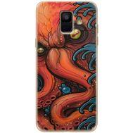 Силиконовый чехол BoxFace Samsung A600 Galaxy A6 2018 Octopus (33376-up2429)