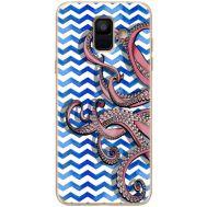 Силиконовый чехол BoxFace Samsung A600 Galaxy A6 2018 Sea Tentacles (33376-up2430)