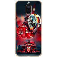 Силиконовый чехол BoxFace Samsung A600 Galaxy A6 2018 Racing Car (33376-up2436)