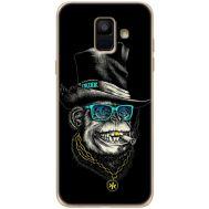 Силиконовый чехол BoxFace Samsung A600 Galaxy A6 2018 Rich Monkey (33376-up2438)