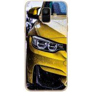 Силиконовый чехол BoxFace Samsung A600 Galaxy A6 2018 Bmw M3 on Road (33376-up2439)