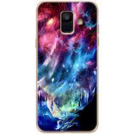 Силиконовый чехол BoxFace Samsung A600 Galaxy A6 2018 Northern Lights (33376-up2441)