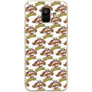 Силиконовый чехол BoxFace Samsung A600 Galaxy A6 2018 Pringles Princess (33376-up2450)