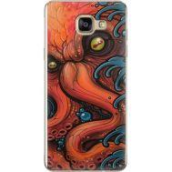 Силиконовый чехол BoxFace Samsung A710 Galaxy A7 Octopus (24498-up2429)