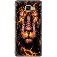 Силиконовый чехол BoxFace Samsung A710 Galaxy A7 Fire Lion (24498-up2437)