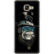 Силиконовый чехол BoxFace Samsung A710 Galaxy A7 Rich Monkey (24498-up2438)