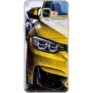 Силиконовый чехол BoxFace Samsung A710 Galaxy A7 Bmw M3 on Road (24498-up2439)