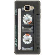 Силиконовый чехол BoxFace Samsung A710 Galaxy A7 Старая касета (24498-up2445)