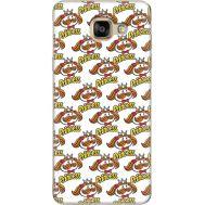 Силиконовый чехол BoxFace Samsung A710 Galaxy A7 Pringles Princess (24498-up2450)
