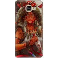 Силиконовый чехол BoxFace Samsung A710 Galaxy A7 Принцесса Мононоке (24498-up2451)