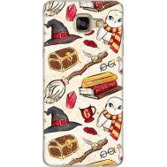 Силиконовый чехол BoxFace Samsung A710 Galaxy A7 Magic Items (24498-up2455)