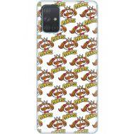 Силиконовый чехол BoxFace Samsung A715 Galaxy A71 Pringles Princess (38850-up2450)