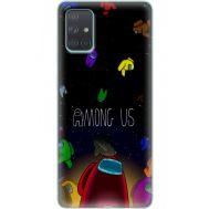 Силиконовый чехол BoxFace Samsung A715 Galaxy A71 Among Us (38850-up2456)