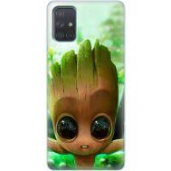 Силиконовый чехол BoxFace Samsung A715 Galaxy A71 Groot (38850-up2459)