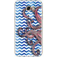 Силиконовый чехол BoxFace Samsung A720 Galaxy A7 2017 Sea Tentacles (27930-up2430)