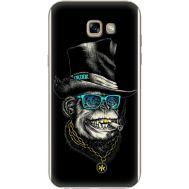 Силиконовый чехол BoxFace Samsung A720 Galaxy A7 2017 Rich Monkey (27930-up2438)