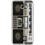 Силиконовый чехол BoxFace Samsung A720 Galaxy A7 2017 Old Boombox (27930-up2446)