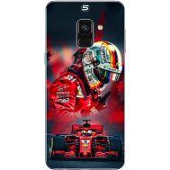 Силиконовый чехол BoxFace Samsung A730 Galaxy A8 Plus (2018) Racing Car (32658-up2436)