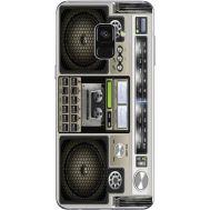 Силиконовый чехол BoxFace Samsung A730 Galaxy A8 Plus (2018) Old Boombox (32658-up2446)