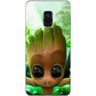 Силиконовый чехол BoxFace Samsung A730 Galaxy A8 Plus (2018) Groot (32658-up2459)
