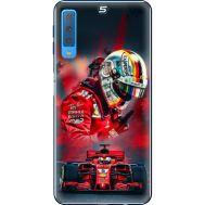 Силиконовый чехол BoxFace Samsung A750 Galaxy A7 2018 Racing Car (35481-up2436)