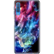 Силиконовый чехол BoxFace Samsung A750 Galaxy A7 2018 Northern Lights (35481-up2441)