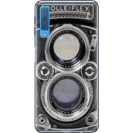 Силиконовый чехол BoxFace Samsung A750 Galaxy A7 2018 Rolleiflex (35481-up2447)