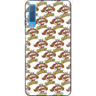 Силиконовый чехол BoxFace Samsung A750 Galaxy A7 2018 Pringles Princess (35481-up2450)