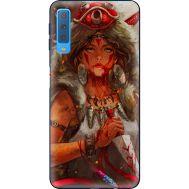 Силиконовый чехол BoxFace Samsung A750 Galaxy A7 2018 Принцесса Мононоке (35481-up2451)