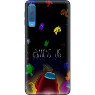 Силиконовый чехол BoxFace Samsung A750 Galaxy A7 2018 Among Us (35481-up2456)