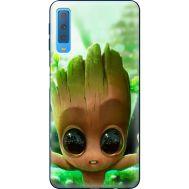 Силиконовый чехол BoxFace Samsung A750 Galaxy A7 2018 Groot (35481-up2459)