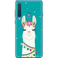 Силиконовый чехол BoxFace Samsung A920 Galaxy A9 2018 Cold Llama (35645-up2435)