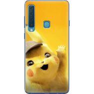 Силиконовый чехол BoxFace Samsung A920 Galaxy A9 2018 Pikachu (35645-up2440)