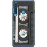 Силиконовый чехол BoxFace Samsung A920 Galaxy A9 2018 Старая касета (35645-up2445)