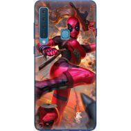 Силиконовый чехол BoxFace Samsung A920 Galaxy A9 2018 Woman Deadpool (35645-up2453)