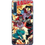 Силиконовый чехол BoxFace Samsung A920 Galaxy A9 2018 Deadpool and Mary Jane (35645-up2454)