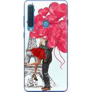 Силиконовый чехол BoxFace Samsung A920 Galaxy A9 2018 Love in Paris (35645-up2460)