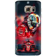Силиконовый чехол BoxFace Samsung G925 Galaxy S6 Edge Racing Car (26304-up2436)