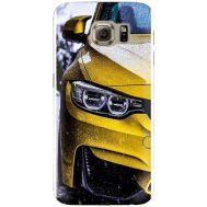 Силиконовый чехол BoxFace Samsung G925 Galaxy S6 Edge Bmw M3 on Road (26304-up2439)