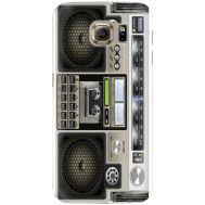 Силиконовый чехол BoxFace Samsung G925 Galaxy S6 Edge Old Boombox (26304-up2446)