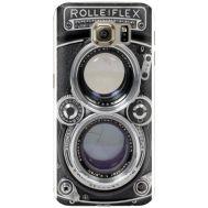 Силиконовый чехол BoxFace Samsung G925 Galaxy S6 Edge Rolleiflex (26304-up2447)