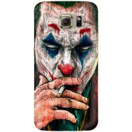 Силиконовый чехол BoxFace Samsung G925 Galaxy S6 Edge Джокер (26304-up2448)